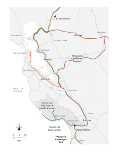 Click on regional rail map to enlarge