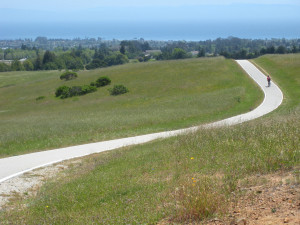 UCSC Bike Path via martapiqs on flickr